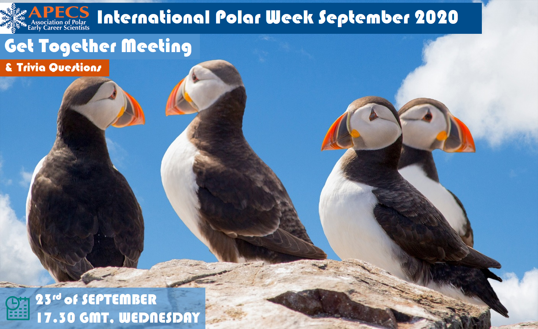 135 Vural Deniz Polar Week Get Together September 2020