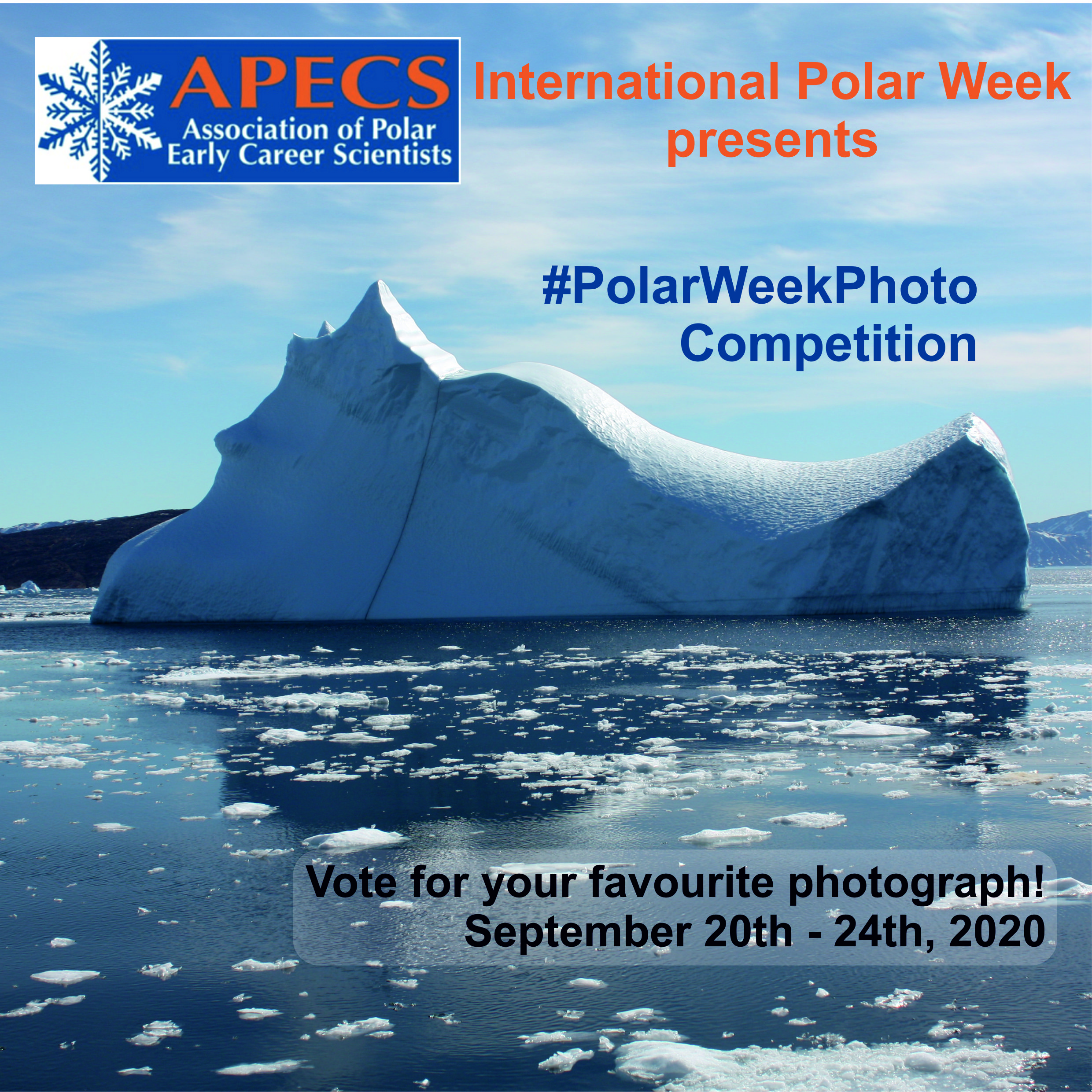 173 Lina Madaj Polar Week September 2020 Photo Contest Voting