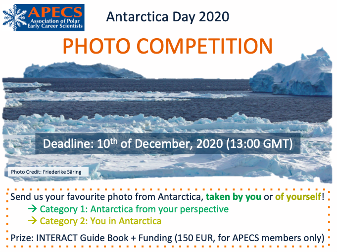 182 Friederike Säring Antarctica Day 2020 Photo Contest