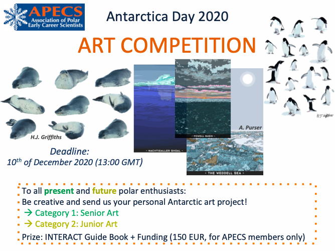 183 Friederike Säring Antarctica Day 2020 Art Contest
