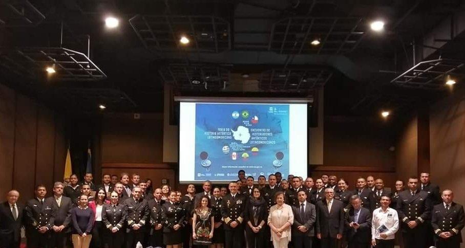 Conferencia de APECS Colombia charla Comisión Colombiana del Océano3