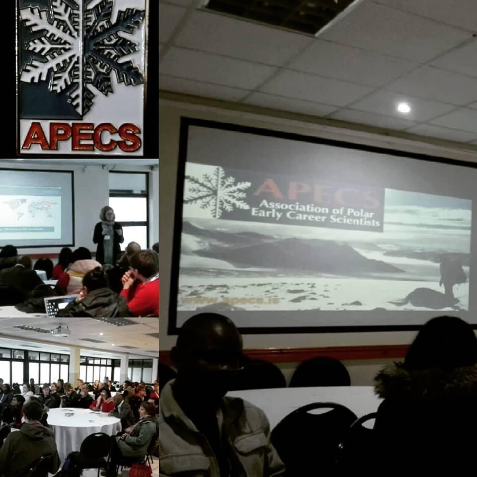 Association of Polar Early Career Scientists - APECS News