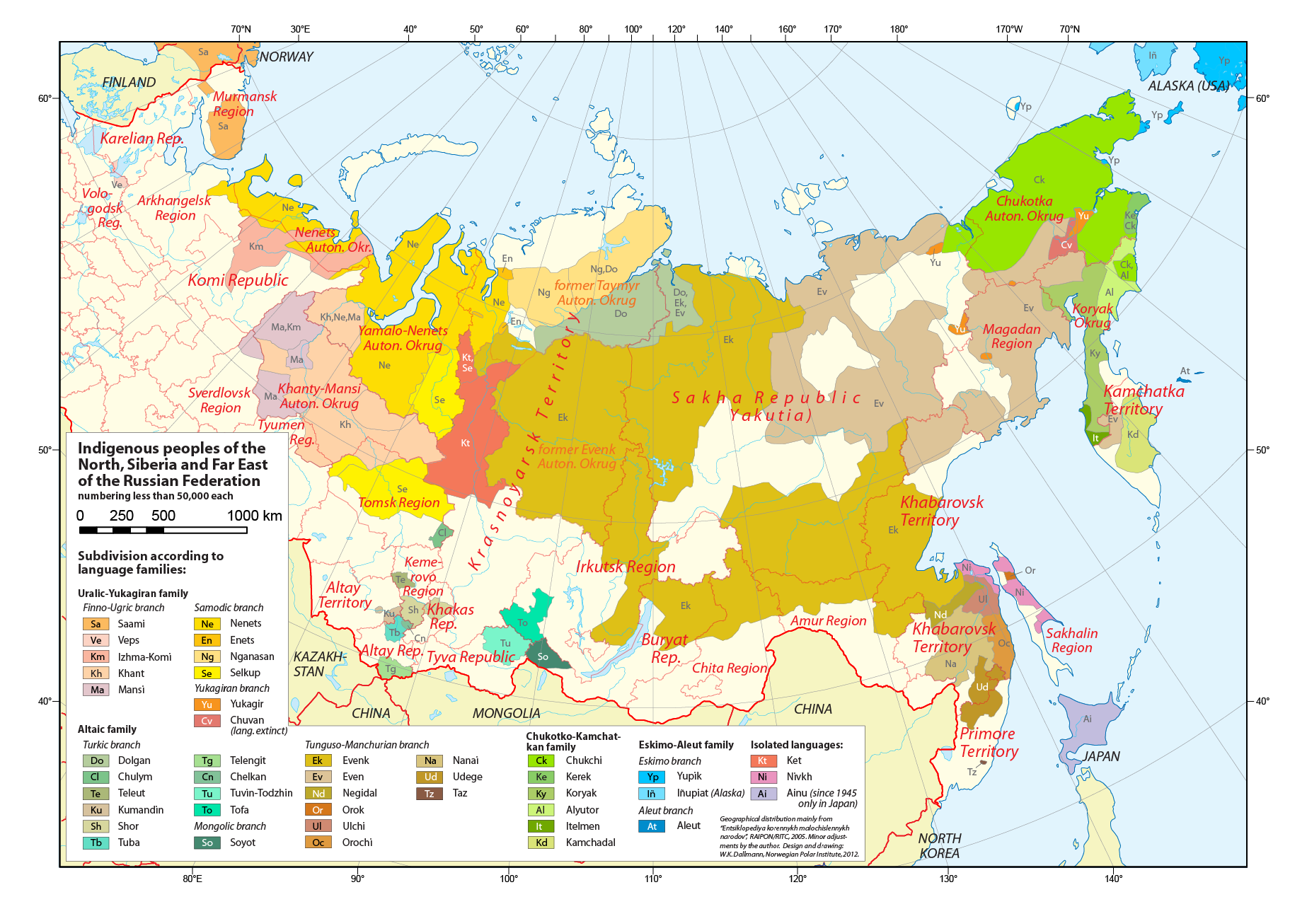Numerically Small Indigenous Peoples of The Russian North an Ever Bigger Problem for Moscow