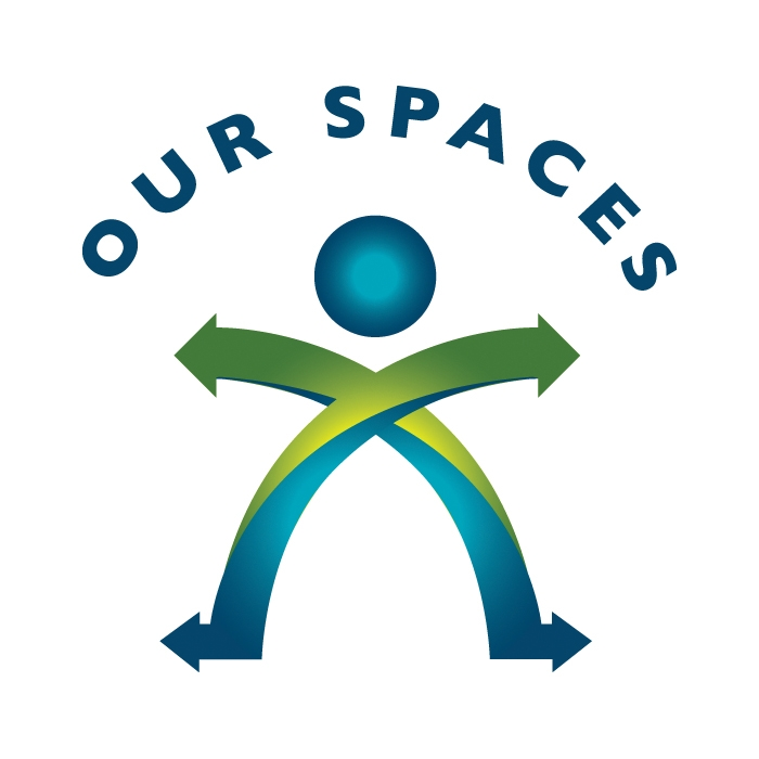 Our Spaces logo