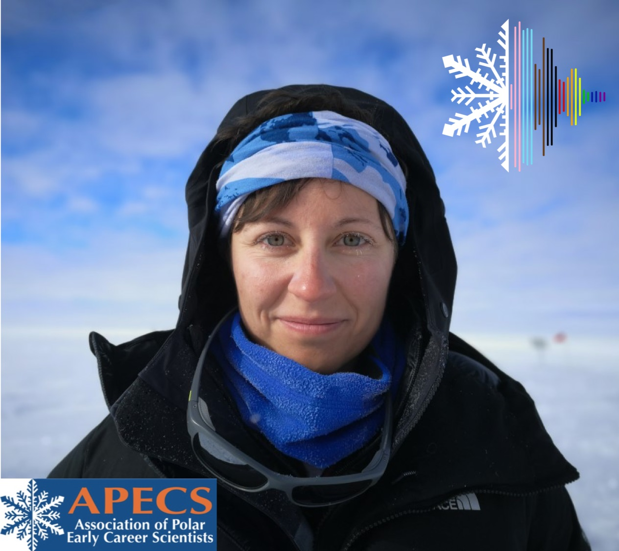 176 Kristie Jones Williams APECS Podcast Polar Week September 2020