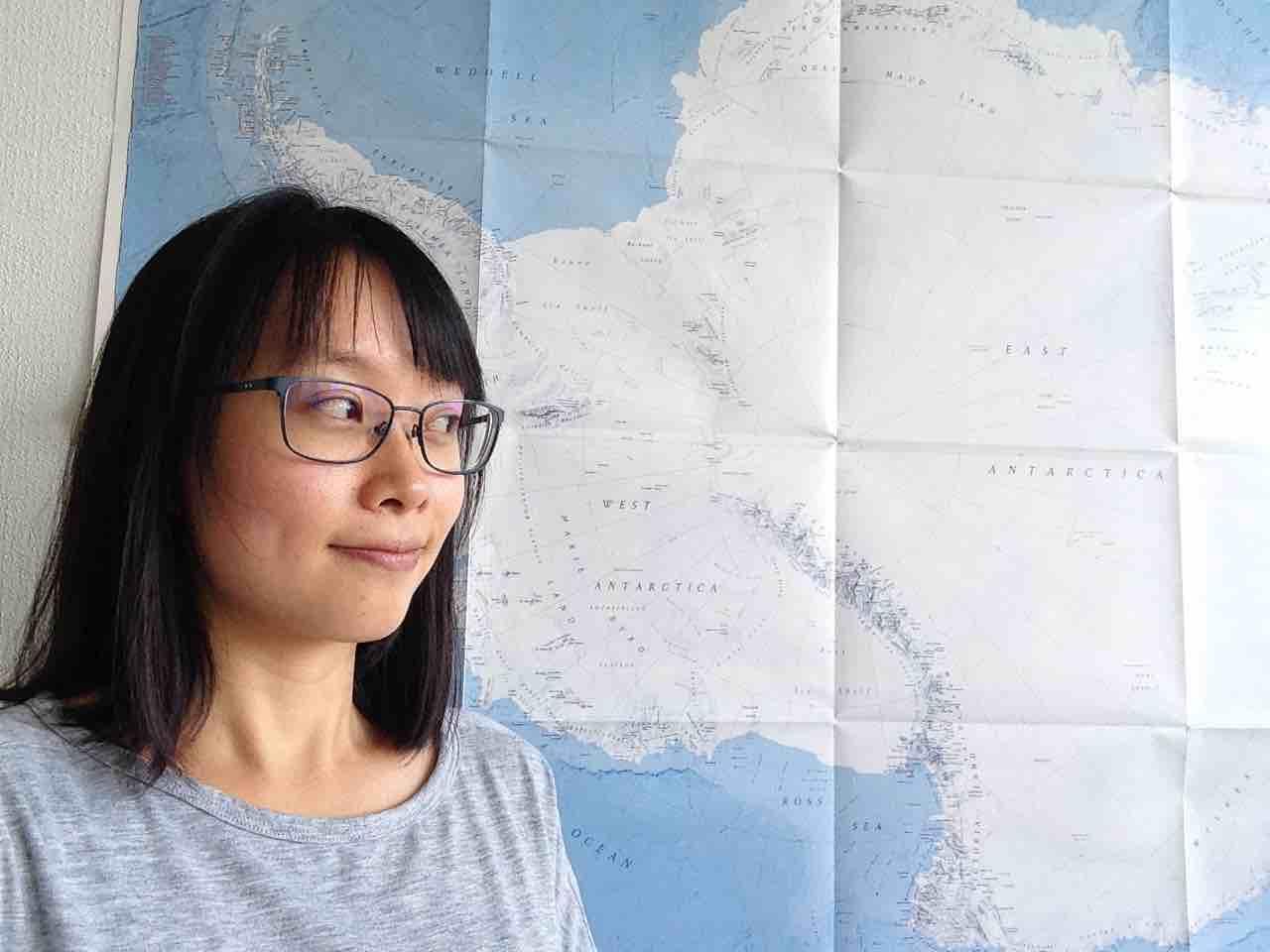 Association Of Polar Early Career Scientists Past Councils Lady Travel Bag Gc Berry Abu Yi Ming Gan Belgium