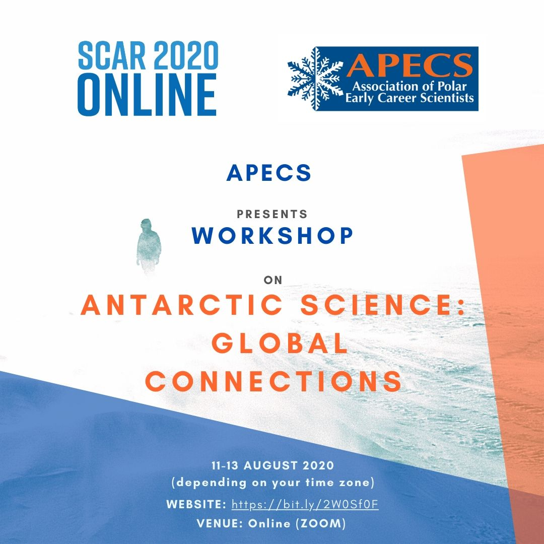 Instagram 1 APECS Workshop SCAR20201